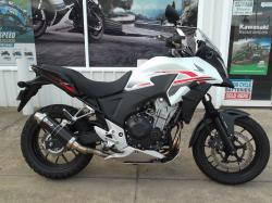 HONDA CB500X 2015 ADVENTURE